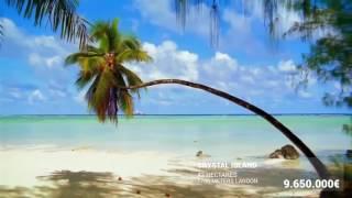 Private island on Maldives for sale