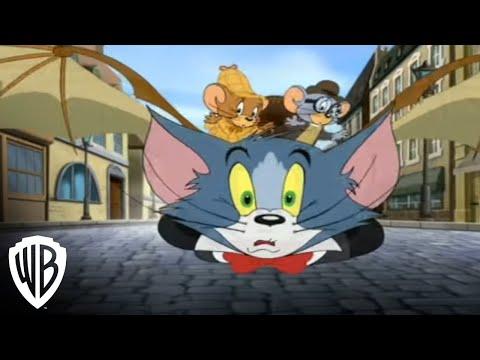 Tom és Jerry és Sherlock Holmes online