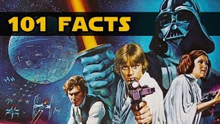 Star Wars Trivia - 101 Facts from Episode IV: A New Hope