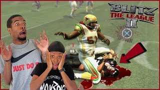 Trent Takes On Juice In His Childhood Game! Can He Get The DUB?! (Blitz The League 2)