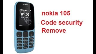 nokia 105ta 1010mtk cpusecurity unlock donebymiracle box - ฟรีวิดีโอ