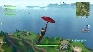 Fortnite 12 kills? Fast forward to 10 min until the end if you'd like
