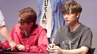 180701 비투비 베어홀 팬싸인회 Full_01 (오프닝멘트)