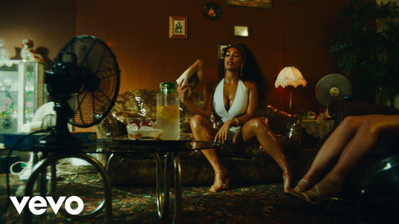 Jorja Smith - Be Honest Ft. Burna Boy (Official Music Video)