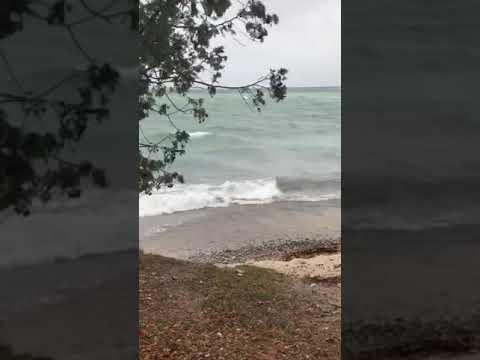 Video Of Fisherman's Island, MI