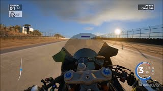 RIDE 3 - Aprilia Team Huova M2 Racing 2017 - Test Ride Gameplay (HD) [1080p60FPS]