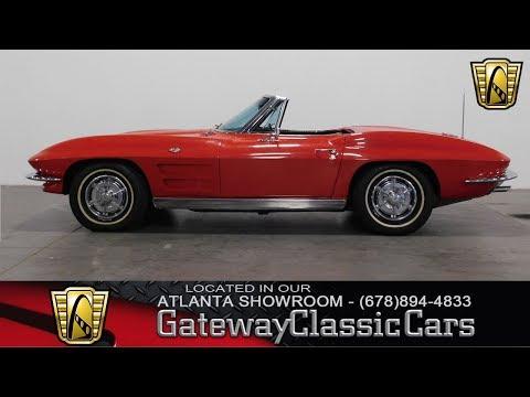 Video of '63 Corvette - KVOZ