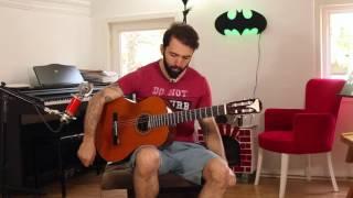 Fingerstyle Uzun İnce Bir Yoldayım Gitar Dersleri