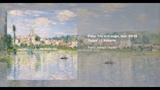 Piano Trio in G major, Hob. XV:25 'Gypsy'