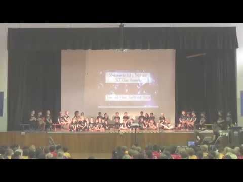 Upper Primary Assembly: Time and Place, Earth and Space by 3JH,