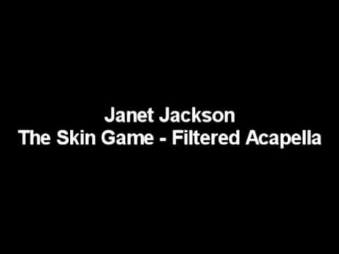 Janet Jackson - The Skin Game - Filtered Acapella