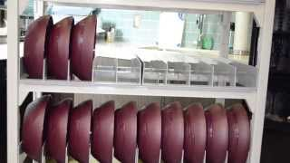 Dome Drying Rack - Cambro Healthcare