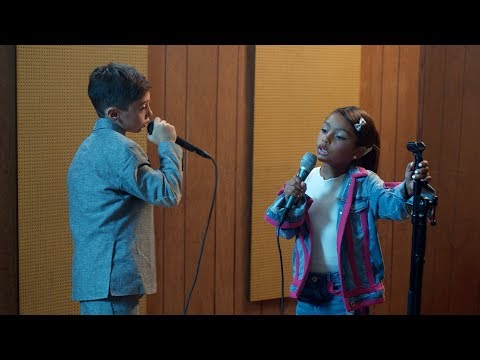 "Troye Sivan & Ariana Grande ""Dance To This"" | KID VERSION"