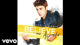 Justin Bieber - She Don't Like The Lights (Acoustic) (Audio)