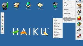 Haiku Alternative Operating System