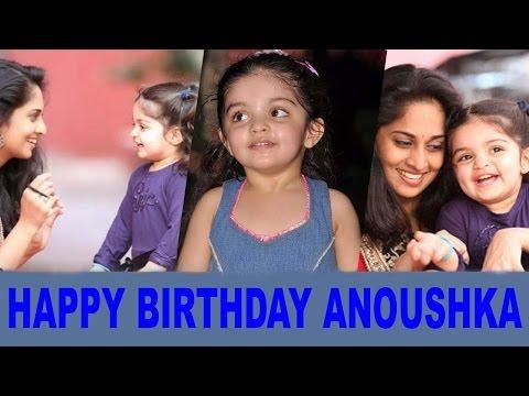 Ajith Daughter Anoushka Birthday