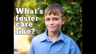 🔥 What is FOSTER CARE like? BEST Explanation by Zach, a Foster Kid (MUST WATCH!)