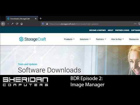 Backup and Disaster Recovery with StorageCraft ImageManager