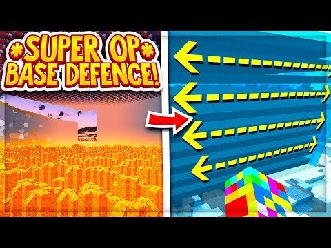 *NEW* REVERSE LAYER DEFENSE for our GOD BASE | Minecraft Factions