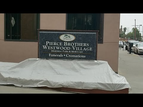 Tony Vera At Westwood Village Memorial Park Cemetery to see don knotts and farrah fawcett