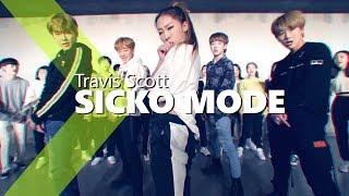 [with DONGKIZ] Travis Scott   SICKO MODE (Skrillex Remix)  JaneKim Choreography.