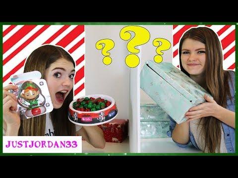 Dollar Store Christmas Box Of Lies Challenge / JustJordan33