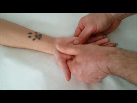 Rimuovere la tensione da prostata