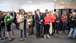 preview picture of video 'Inauguration de la LOCO numérique - La Roche-sur-Yon'