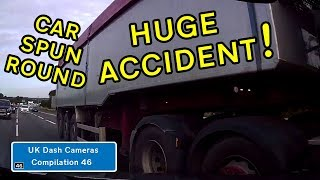 UK Dash Cameras - Compilation 46 - 2019 Bad Drivers, Crashes + Close Calls