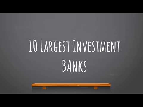 mp4 Investment Banking Companies, download Investment Banking Companies video klip Investment Banking Companies