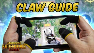 Ultimate Claw Guide in PUBG MOBILE   3 Finger + 4 Finger & 5 Finger Claw Tutorial (Tips and Tricks)