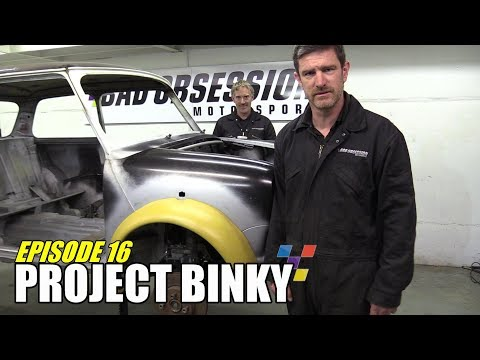 Project Binky – Episode 16 – Austin Mini GT-Four – Turbocharged 4WD Mini