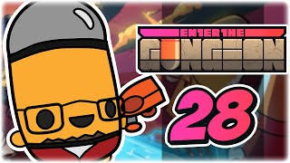 On the Hunt | Part 28 | Let's Play: Enter the Gungeon | Hunter PC Gameplay