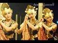 Bedhaya PURNAMA JATI 3 - Tari Klasik Jawa - JAVANESE DANCE Selasa Legen Pujokusuman [HD]