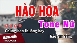 karaoke-hao-hoa-tone-nu-cha-cha-cha-vip-nhac-song-trong-hieu