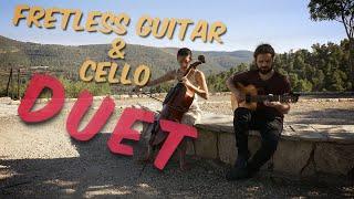 Khalkedon Fretless Guitar And Cello Duet