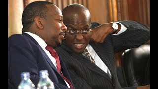 Who should deputise Governor Mike Sonko after his fall out with Polycarp Igathe?