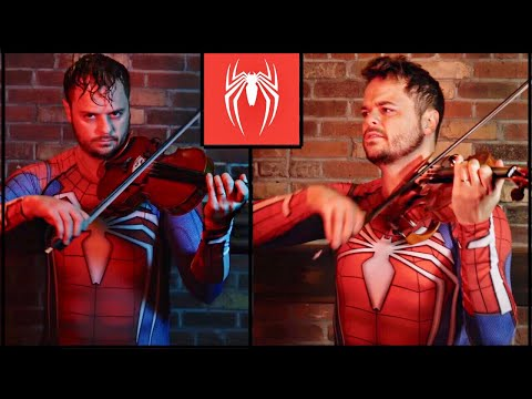 Spiderman Theme From PS4 - Full Violin Cover