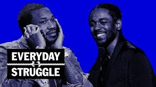 Everyday Struggle - Should Meek & Drake Collab? White Kendrick Fan Drops N-Word, Spotify Rules