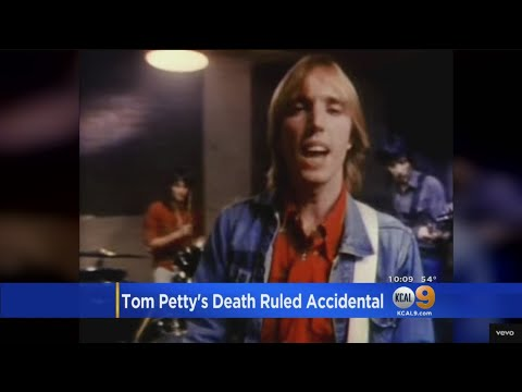 Legendary Rocker Tom Petty Died From Accidental Overdose Of 7 Mixed Medications, Coroner Says