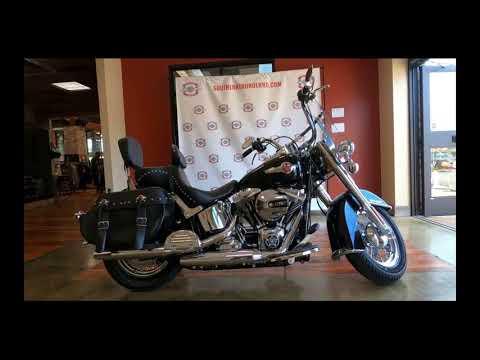 2017 Harley-Davidson Heritage Softail Classic FLSTC