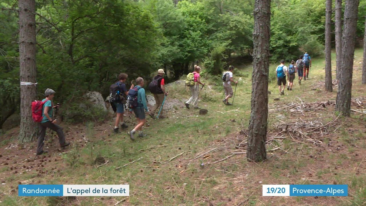 """Hautes-Alpes : Les randonnées itinérantes """"Retrouvance"""" affichent complet depuis 25 ans"""