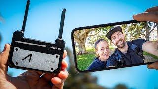 Wireless Video Transmitter For Filmmakers - Accsoon CineEYE