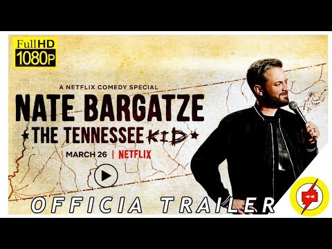 Netflix | Nate Bargatze - The Tennessee Kid  | Official Trailer
