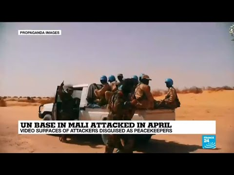 Mali : al-Qaeda issues a video showing Timbuktu airport assault, attackers disguised as peacekeepers