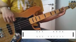 Adamlar   Zombi (Bass Cover & Tab)