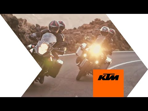 KTM 1050 ADVENTURE: What's your story? | KTM
