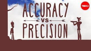 What's the difference between accuracy and precision? – Matt Anticole