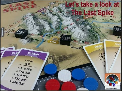 Let's take a look at: The Last Spike