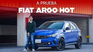 FIAT Argo, a prueba: Una configuración totalmente dirigida a nuestra región